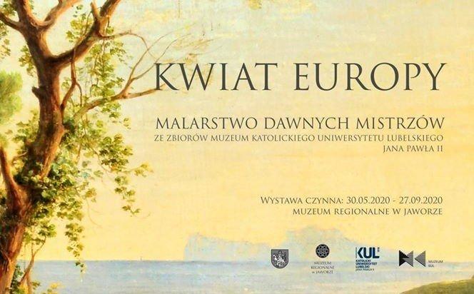 Kwiat Europy - Malarstwo dawnych mistrzów w Muzeum Regionalnym w Jaworze